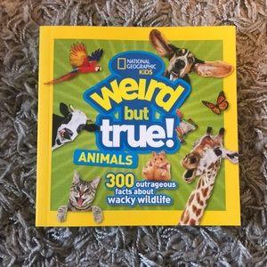 Weird but True! Animals National Geographic